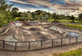 'Livi' Livingston Skatepark (Escocia)