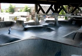 Burnside Skatepark - Oregón (USA)
